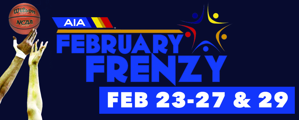 AIA February Frenzy Basketball State Tournament