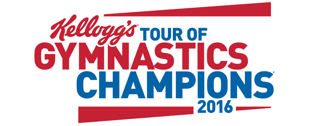 2016 Kellogg's Tour of Gymnastics Champions