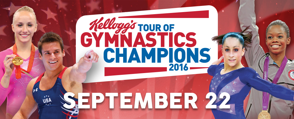 2016 Kellogg's Tour of Gymnastics Champions