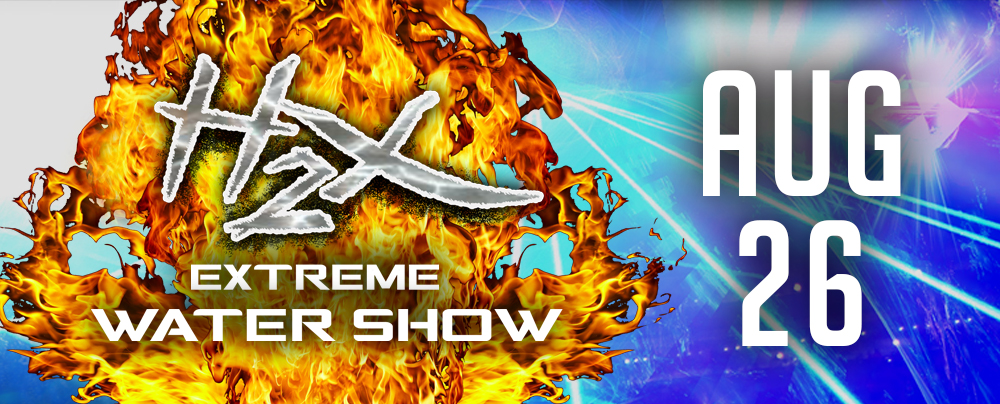 H2X Extreme Water Show