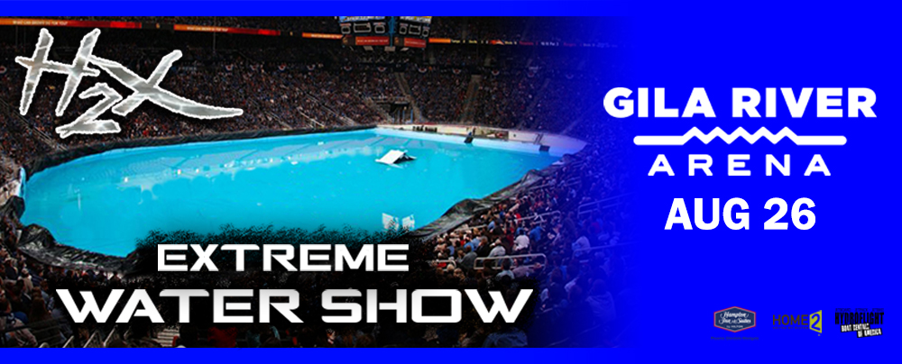 Gila river arena glendale az home for Extreme pool show