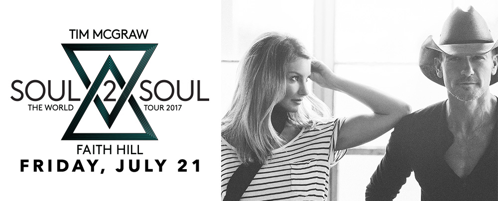 Tim & Faith's Soul2Soul World Tour 2017