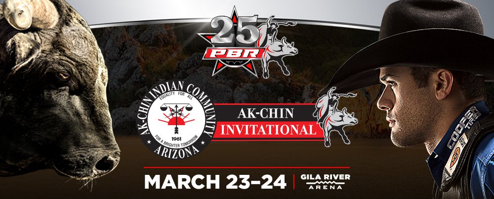 Professional Bull Riders Ak-Chin Invitational Presented By Cooper Tires