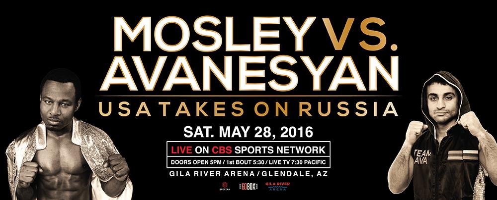 Mosley vs. Avanesyan